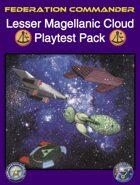 Federation Commander: Lesser Magellanic Cloud Playtest Pack