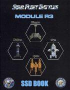 Star Fleet Battles: Module R3 SSD Book 2012 (B&W)