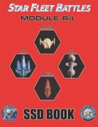 Star Fleet Battles: Module R4 SSD Book (B&W)