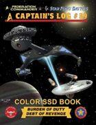 Captain's Log #39 Color SSDs