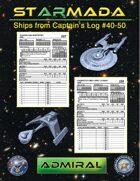 Starmada Admiral Log