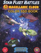 Star Fleet Battles: Module C5 – The Magellanic Cloud SSD Book (Color)
