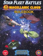 Star Fleet Battles: Module C5 - The Magellanic Cloud Rulebook