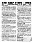Star Fleet Times #16-#20