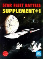 Star Fleet Battles Commander's Edition, Supplement #1