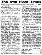 Star Fleet Times #21-#25