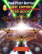Star Fleet Battles: Module C6 - Lost Empires SSD Book (B&W)