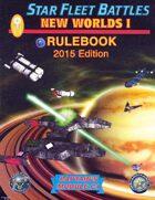 Star Fleet Battles: Module C1 - New Worlds I Rulebook 2015
