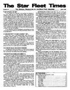 Star Fleet Times #36-#40
