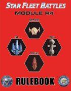 Star Fleet Battles: Module R4 Rulebook
