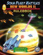 Star Fleet Battles: Module C2 - New Worlds II Rulebook 2016