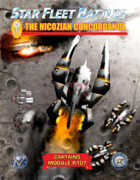 Star Fleet Battles: Playtest Module R107 - The Nicozian Concordance