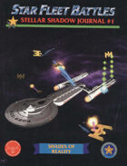 Star Fleet Battles: Stellar Shadow Journal #1