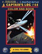 Captain's Log #44 Color SSDs