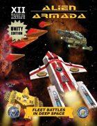 Alien Armada Unity