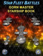 Star Fleet Battles: Gorn Master Starship Book