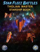 Star Fleet Battles: Tholian Master Starship Book
