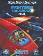 Star Fleet Battles: Module J - Fighters! Rulebook 2020