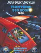 Star Fleet Battles: Module J - Fighters! SSD Book (B&W) 2020