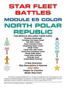Star Fleet Battles: Module E5 - North Polar Republic (Color)