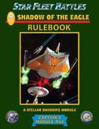 Star Fleet Battles: Module R4J - Shadow of the Eagle Rulebook