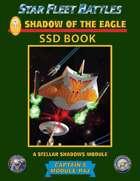 Star Fleet Battles: Module R4J - Shadow of the Eagle SSD Book (B&W)