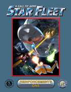 A Call to Arms: Star Fleet, Reinforcements One