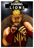 Soaring Lions