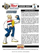 Hero Happy Hour: Super Shot #1 - Guardian (M&M3e)