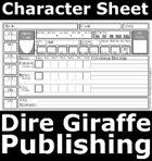 SAWS+ Character Sheet