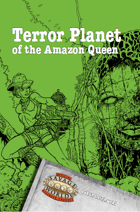 Terror Planet of the Amazon Queen