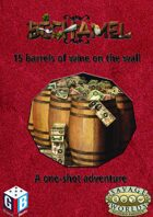 Bechamel: 15 barrels of wine on the wall