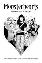 Monsterhearts 2: Nastoletnie Potwory