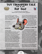 Toy Troopers: Cult of the Rat God