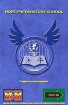 Hope Prep School Freshman Handbook