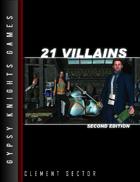 21 Villains