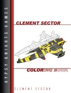 Clement Sector Coloring Book