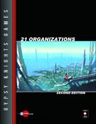 21 Organizations 2nd Edition