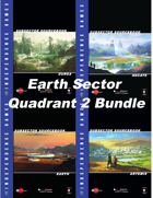 Earth Sector Quadrant 2 [BUNDLE]