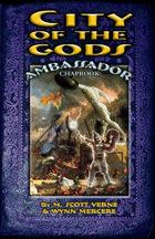 City of the Gods - Chapbook 3
