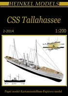 1/200 CSS Tallahassee Paper Model