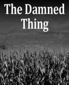 The Damned Thing