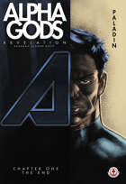 Alpha Gods: Vol 3 - Revelation #1