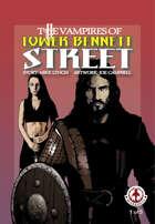 The Vampires of Lower Bennett Street #1