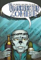 The Frankenstein Zombie #3