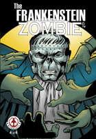 The Frankenstein Zombie #4