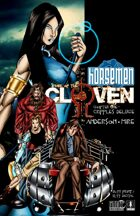 The Horsemen: Mark of the Cloven (One of Nine)