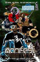 The Horsemen: Manifest Destiny Preview