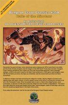 Dungeon Crawl Classics #35A: Halls of the Minotaur (mini-module)
