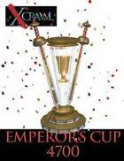 Xcrawl: Emperor's Cup (level 12 adventure)